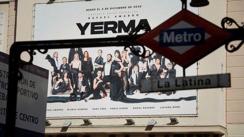 El Teatro La Latina suspende el estreno de 'Yerma' de Rafael Amargo