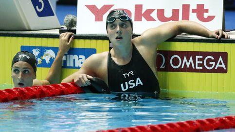 La sorprendente primera derrota en el 400 de Katie Ledecky, el prodigio de la natación