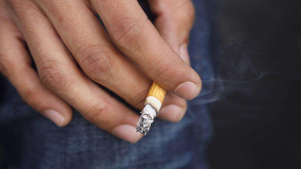 Foto: Fumar debilita el sistema inmunológico y causa daños crónicos a los pulmones