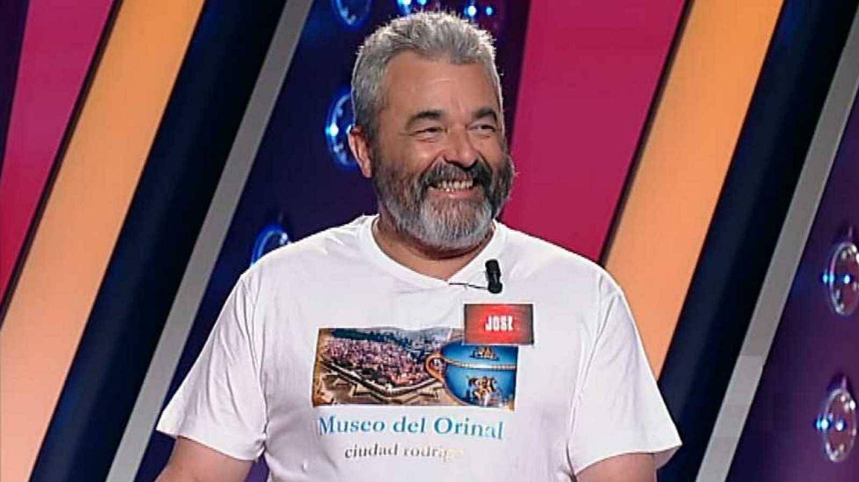 El ganadero salmantino José Pinto. (TVE)