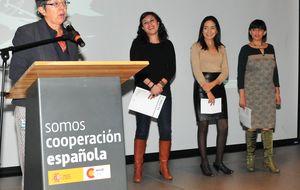 Ana Tomé Díaz, presidenta de la Fundación Reina Sofía