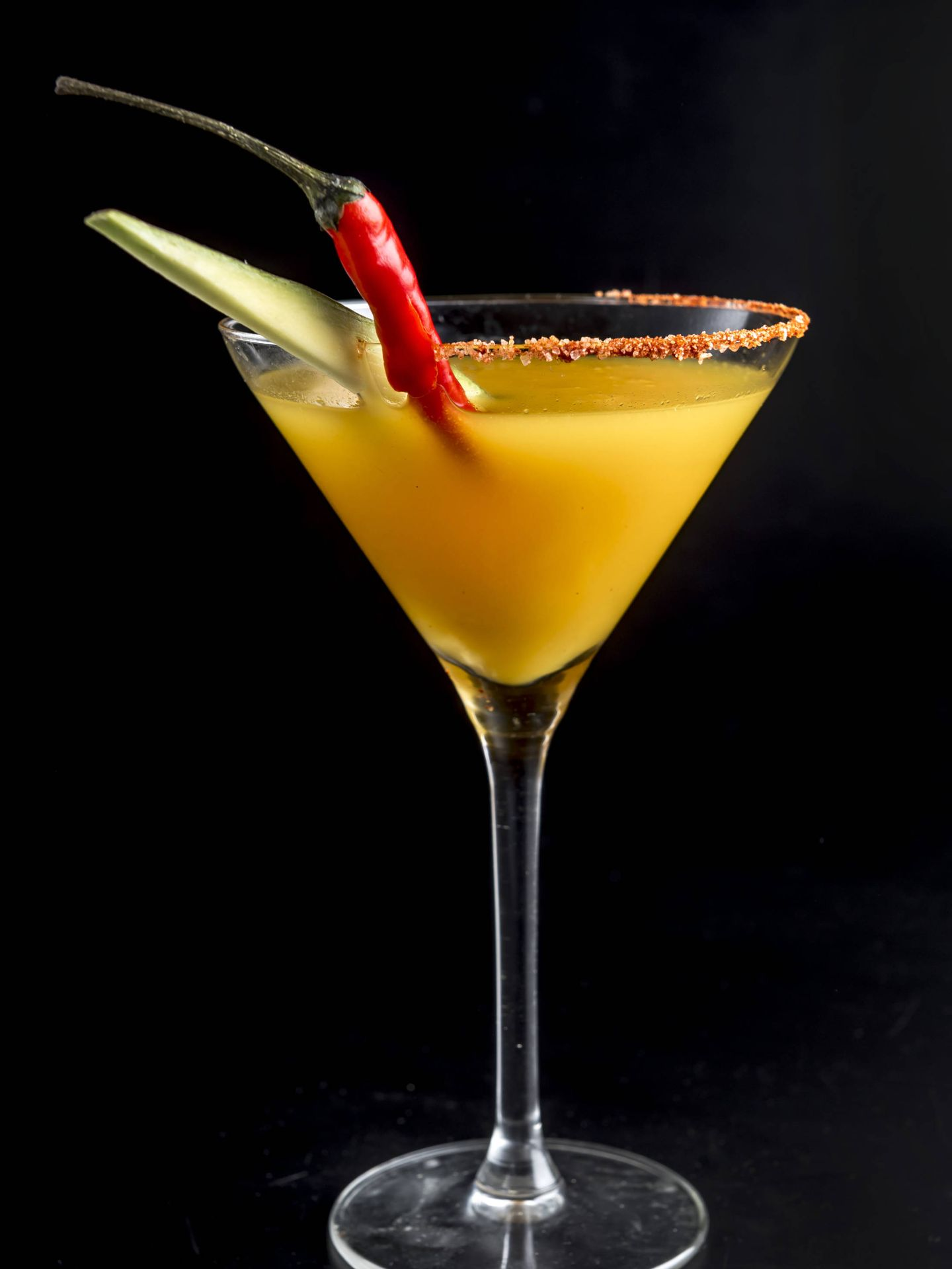 Chili&Mango Margarita de Jesús Almagro