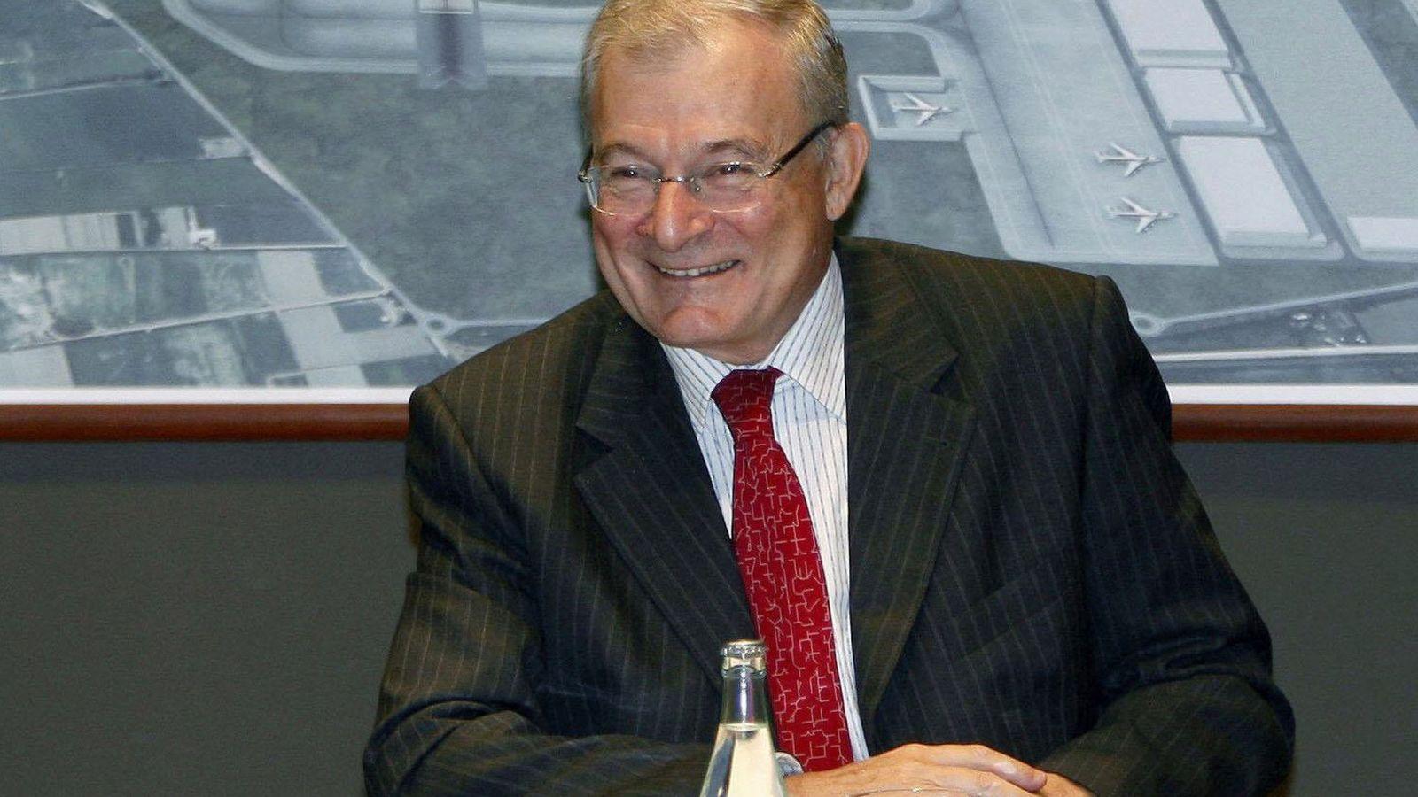Foto: Manuel Azuaga, presidente de Unicaja Banco.