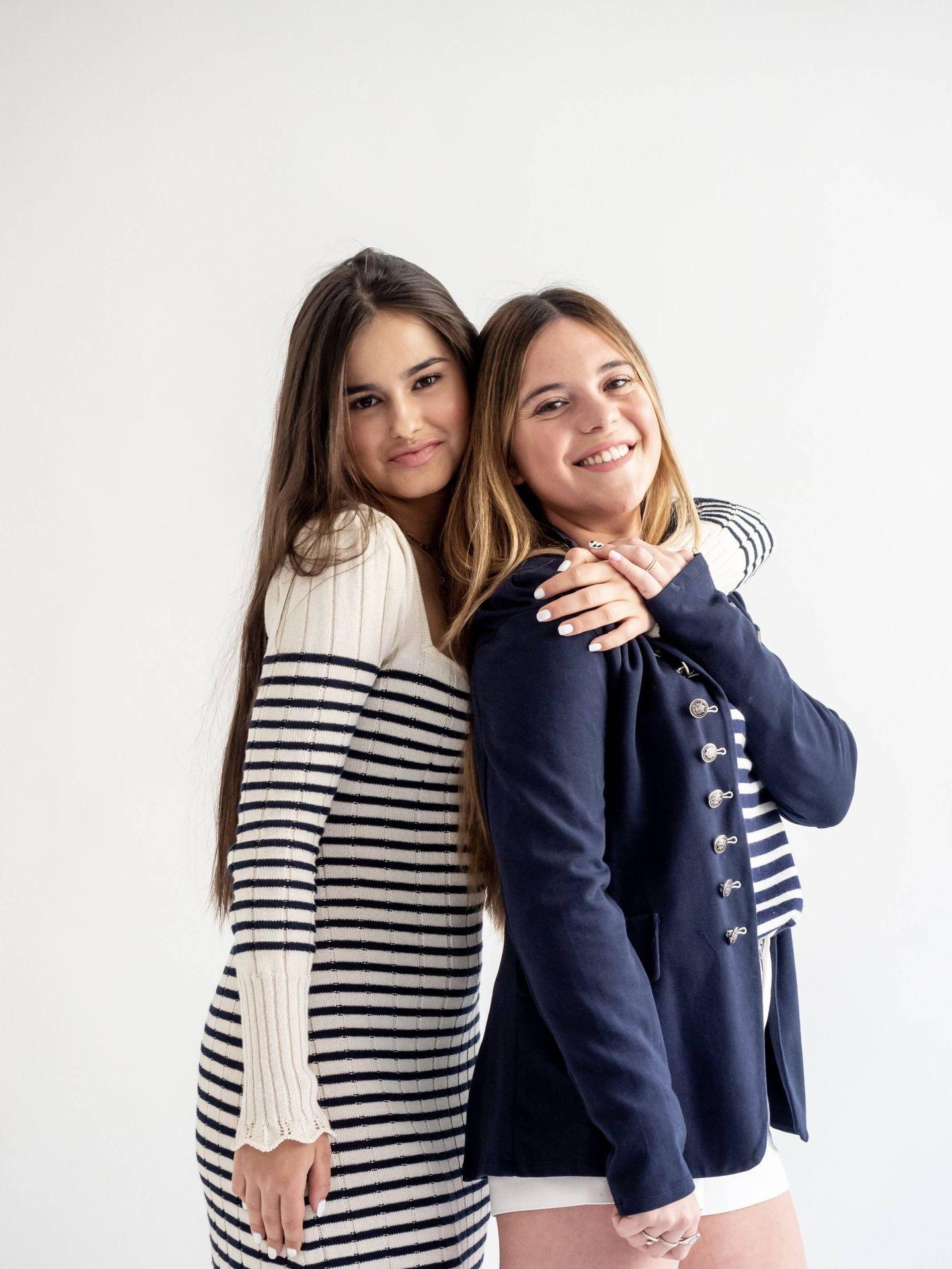 Iria y Laura Fernández-Tapias. (Foto: Patricia Semir /  Ecooo Magazine)