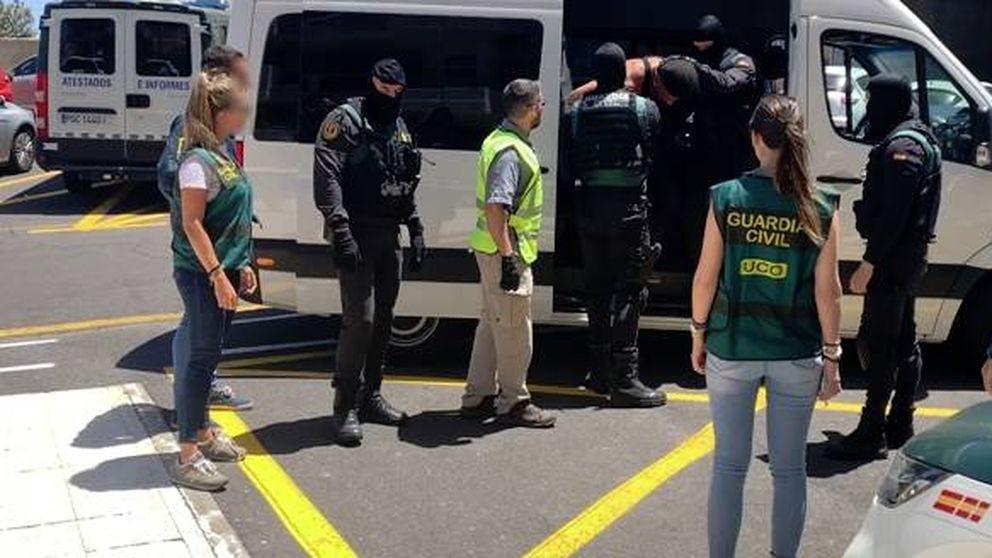 Detienen en Tenerife a un fugitivo de Estados Unidos buscado por secuestro y tortura
