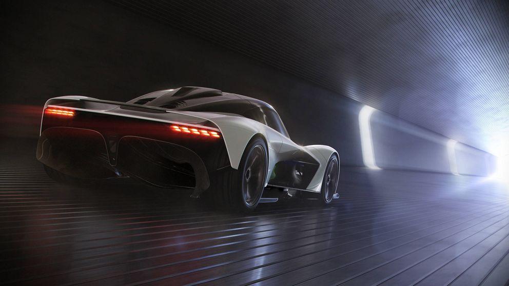Así es el revolucionario todocamino del futuro: Aston Martin rompe moldes