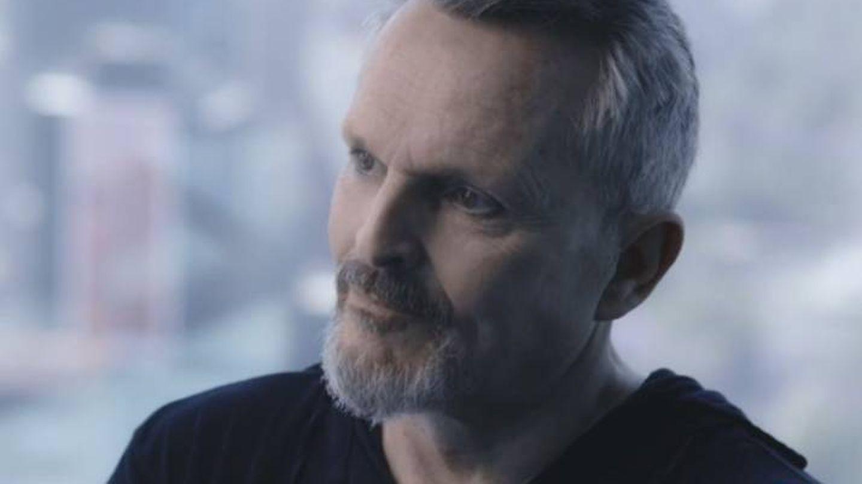 Miguel Bosé, en el programa de Jordi Évole. (La Sexta)