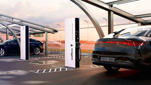 La estación Hypernova de Wallbox cargará un eléctrico en un cuarto de hora