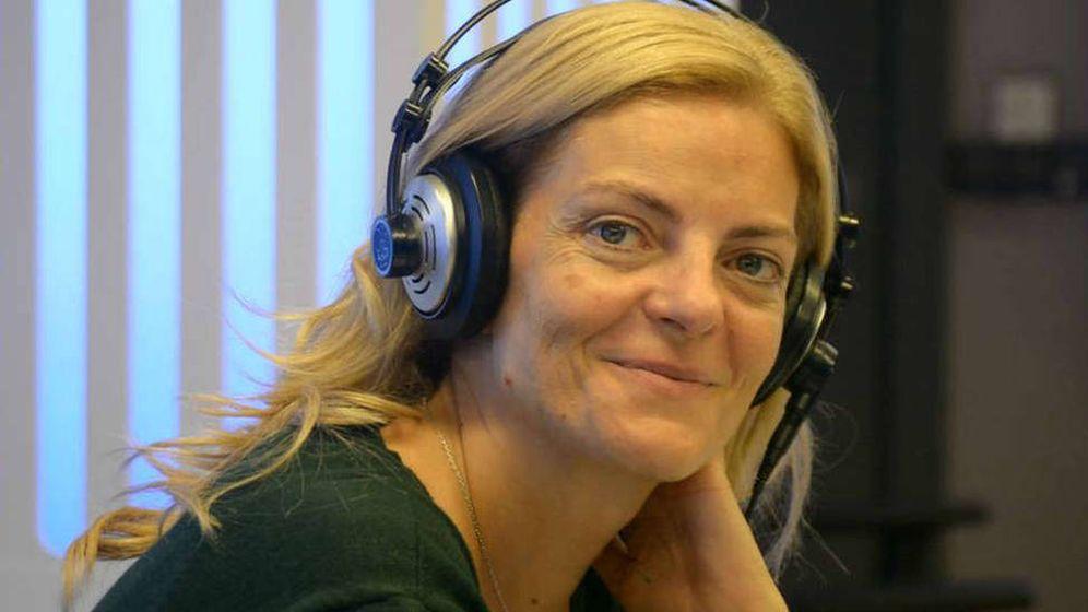 Foto: Fallece la periodista Paloma Tortajada. (Cadena COPE)