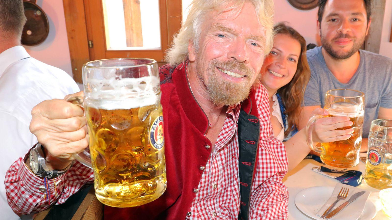 Foto: El empresario Richard Branson en una imagen de archivo. (Gtres)