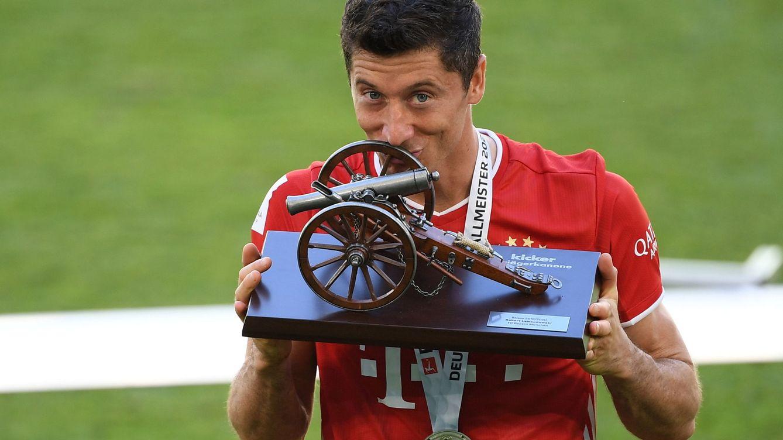 Lewandowski, Sergio Ramos, Thiago y Vero Boquete, los mejores del año para la FIFA