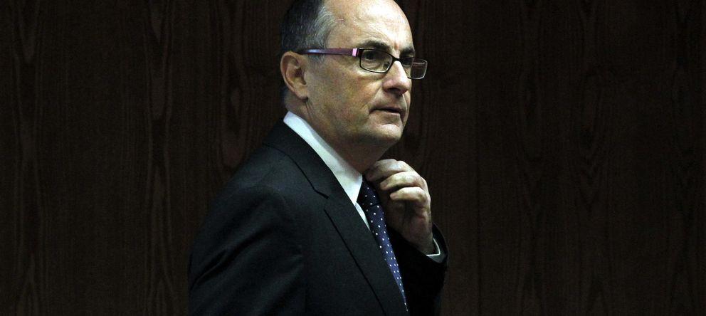 Foto: El presidente del FROB, Fernando Restoy. (EFE)