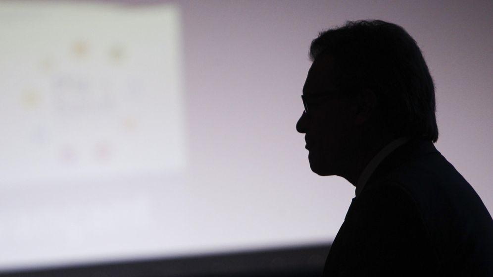 Foto: El presidente de la Generalitat de Cataluña en funciones, Artur Mas. (EFE)