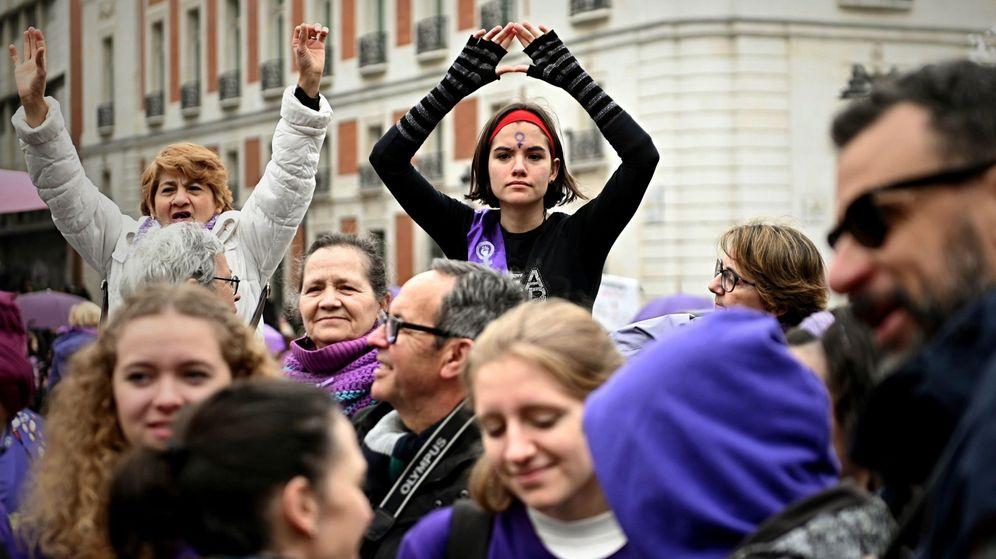 Foto: Cadena feminista