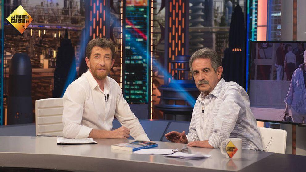 Revilla se confiesa con Motos: Hablé con Sánchez y le dije 'sé fuerte Pedro'