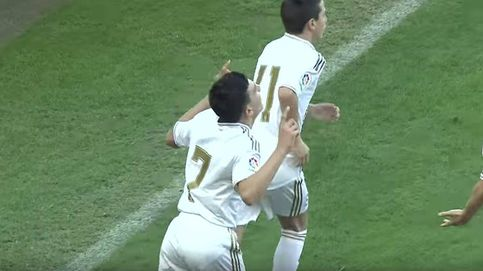 El llanto del hijo de José Antonio Reyes y los goles con el Real Madrid más importantes