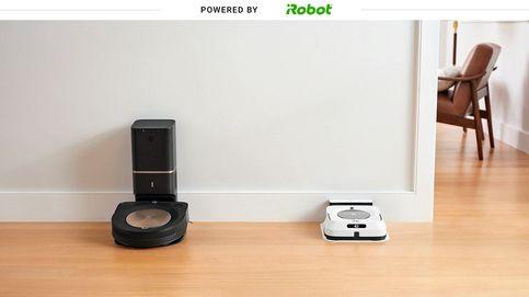 Probamos los nuevos Roomba y Braava, los robots que ya barren y friegan tu casa