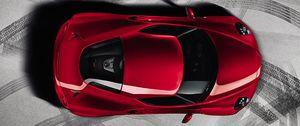 Alfa Romeo 4C en Ginebra