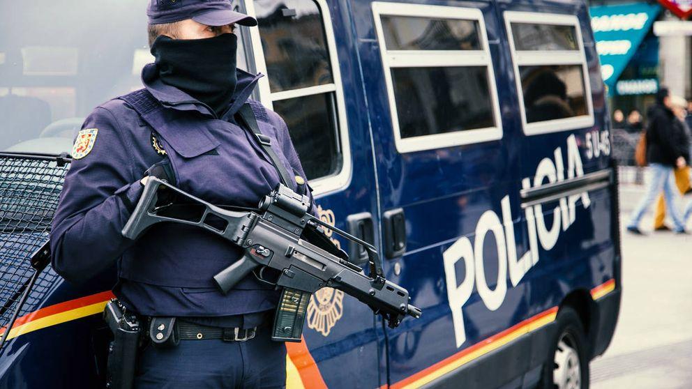 Detenido en Barcelona un preso fugado de un hospital psiquiátrico danés