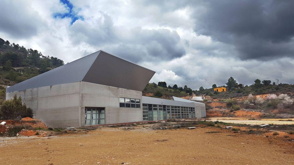 Foto: El proyecto Esparkia se encuentra en una fase inicial de desarrollo. (A. P.)