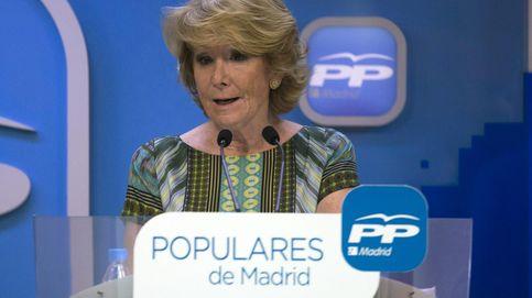 Aguirre quema su última bala antes de pasar a la oposición y ceder Madrid a Cifuentes