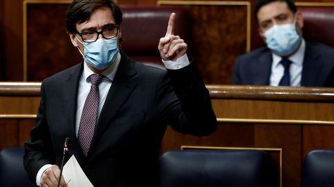 Última hora del coronavirus, en directo | El ministro Salvador Illa explica en el Congreso el estado de alarma en Madrid