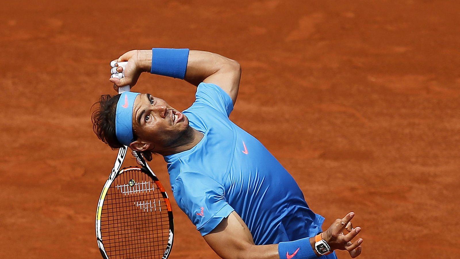 Foto: Nadal pasa a octavos de ceder sin ceder un solo set en el torneo.