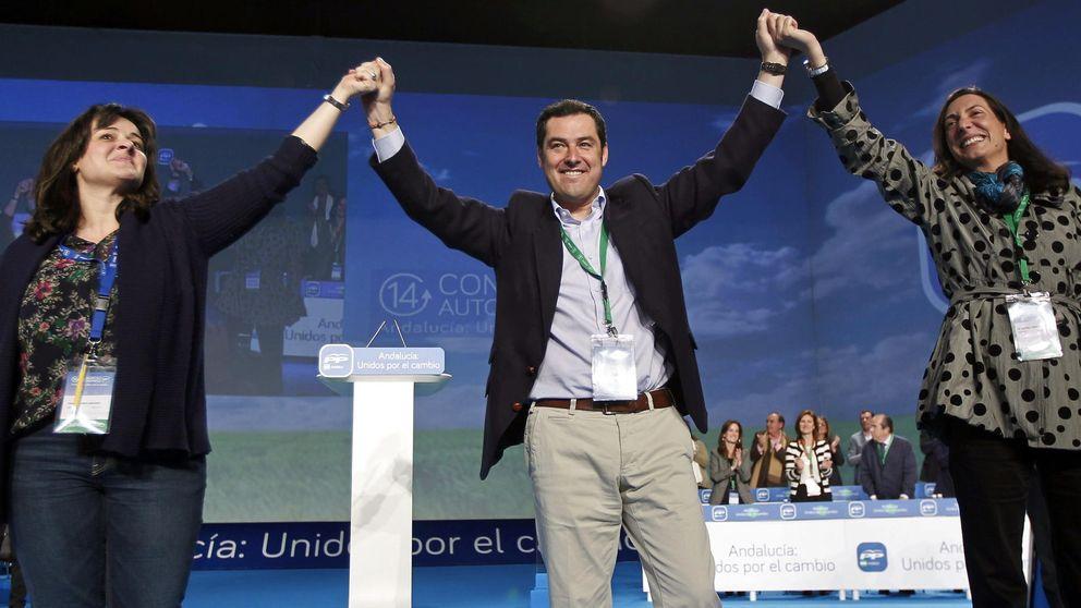 """Moreno critica el legado de Arenas y Zoido: """"Debemos ser mejores"""""""
