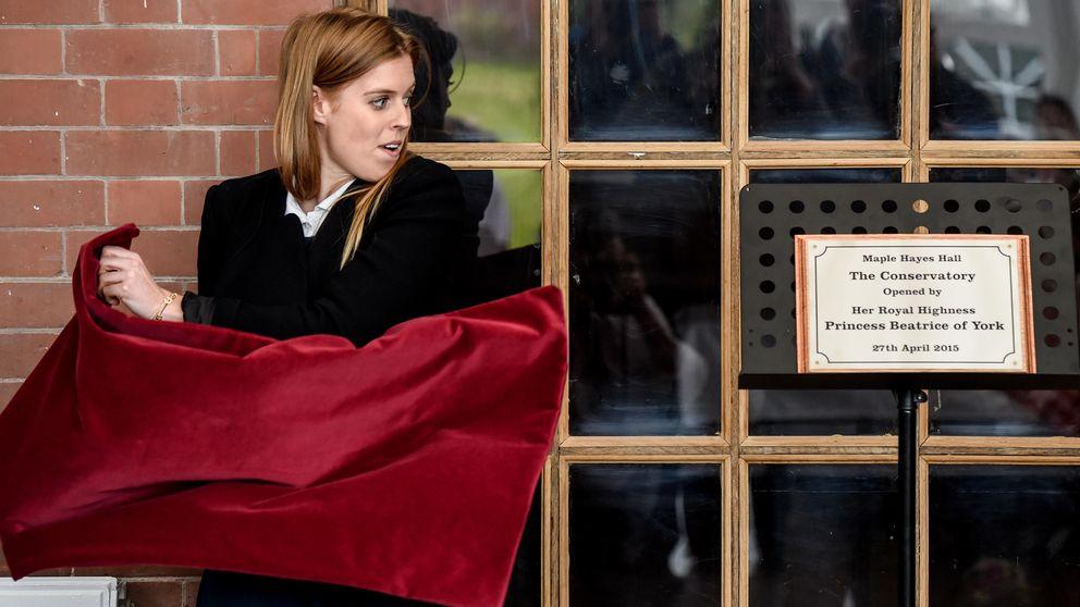 La princesa Beatrice de York se pone a trabajar para recuperar su popularidad