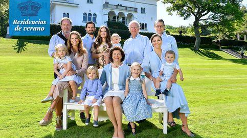 Solliden, residencia veraniega de la familia real sueca, el legado de la reina Victoria