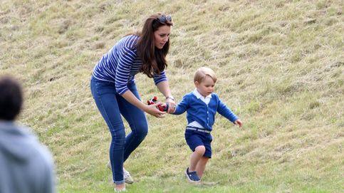 Kate Middleton reaparece espectacular cinco semanas después de dar a luz