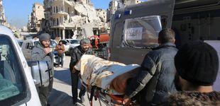 Post de El régimen dispara contra ambulancias que evacúan heridos en Alepo