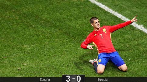 Adiós, falta de gol; hola, octavos de final: España vuelve a deleitar y se clasifica
