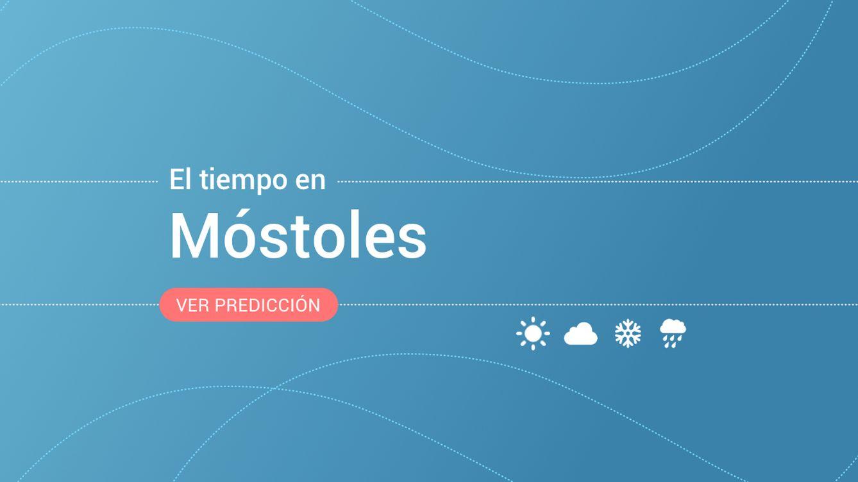 El tiempo en Móstoles: previsión meteorológica de hoy, lunes 16 de septiembre