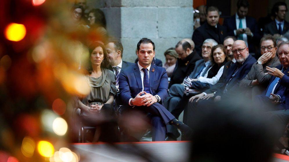 Foto: Ignacio Aguado, vicepresidente de la Comunidad de Madrid. (EFE)