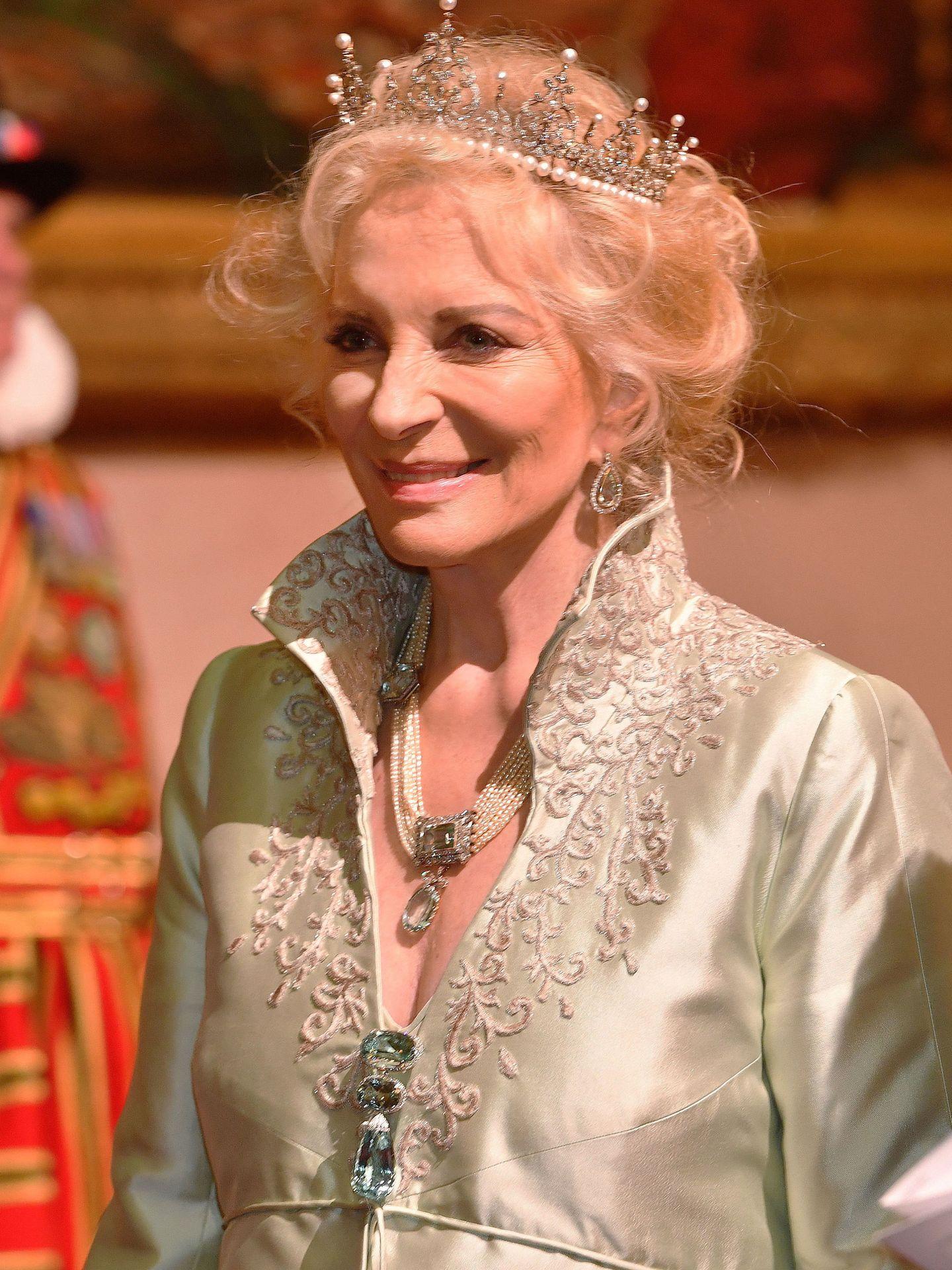 La princesa Michael de Kent en una imagen de archivo. (Reuters)