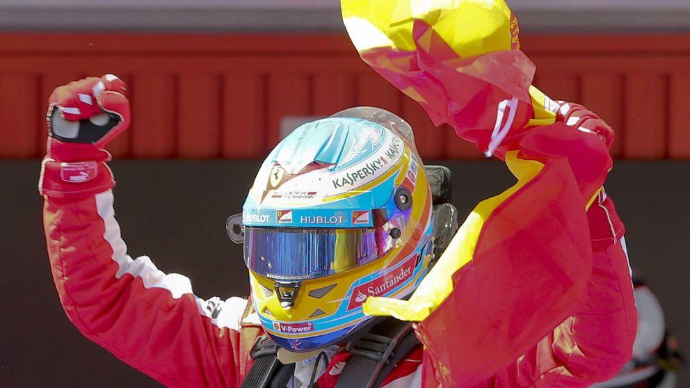 Las dos victorias de Fernando Alonso en el Gran Premio de España de F1