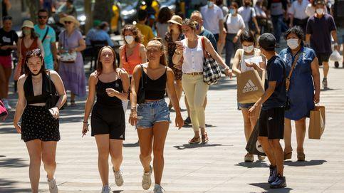Los contagios entre jóvenes siguen disparando la incidencia hasta los 204,16 puntos