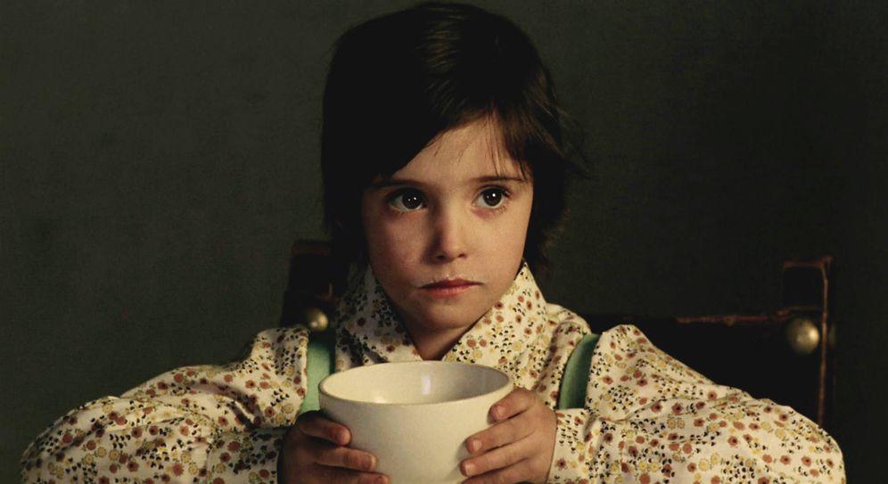 Foto: Un fotograma de la película 'El espíritu de la colmena'.