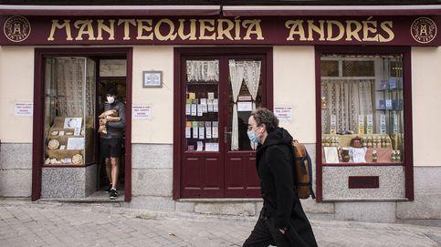 Un siglo en las calles de Madrid: así sobreviven los comercios centenarios al covid