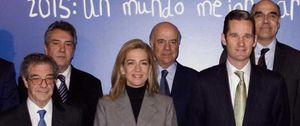 Foto: Torres señala a la Infanta como 'clave' para obtener contratos con Telefónica