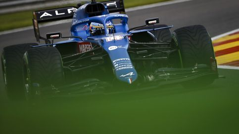 La magnífica señal de que Fernando Alonso no prefiera la lluvia en el GP de Bélgica