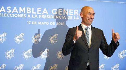 Las elecciones que ganó Luis Rubiales pero perdió más Javier Tebas que Larrea