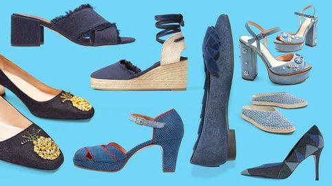 ¿Zapatos y denim? La combinación perfecta de esta primavera