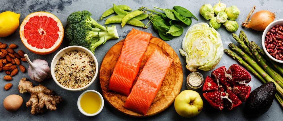 Foto: Algunos alimentos ayudan a reponer los niveles de hierro.