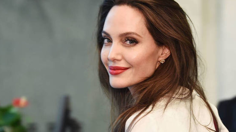 Angelina Jolie. (Getty)
