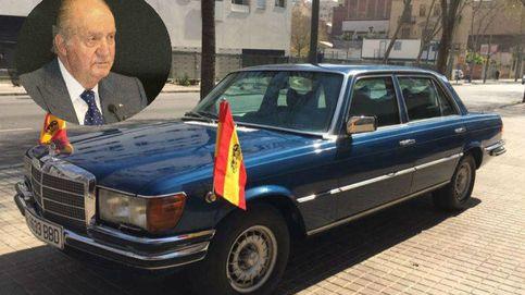 39.500 euros por el Mercedes del rey Juan Carlos