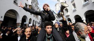 Marruecos también sale a la calle para reclamar reformas democráticas