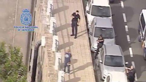 Detenido un hombre que deambulaba por las calles de Las Palmas con un hacha