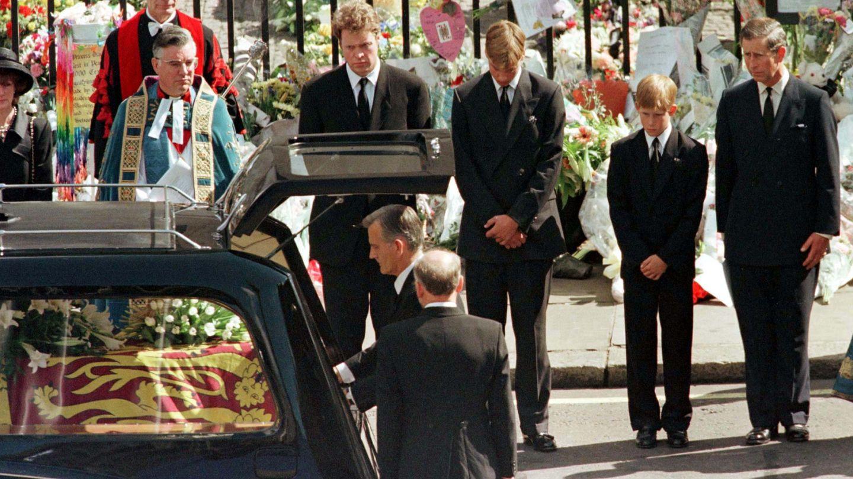 Funeral de la princesa Diana. (Reuters)